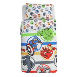 Disney Avengers Bedding Set - Single