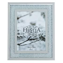Argos Home Hestia Crystal Edge 5x7in Photo Frame