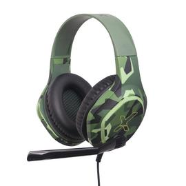 X-Rocker Covert Ops Xbox One, PS4, Switch, PC Headet - Camo