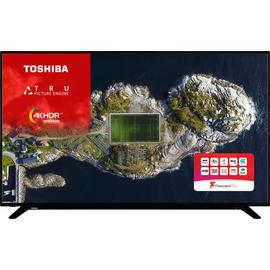 Toshiba 50 Inch 50UL2063DB Smart 4K UHD HDR LED Freeview TV