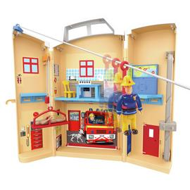 Fireman Sam Fire Rescue Centre Playset