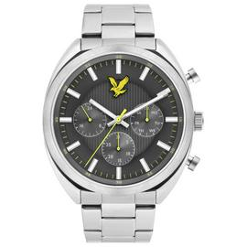 Lyle and Scott Men's Silver Bracelet Watch