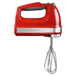 KitchenAid 5KHM9212BER Electric Hand Mixer - Empire Red