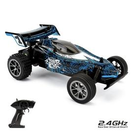 Radio Controlled High Speed Racer 1:16 Scale - Blue 2.4GHZ