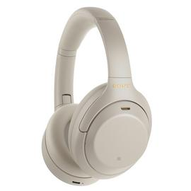 Sony WH-1000XM4 Over-Ear Wireless NC Headphones - Silver