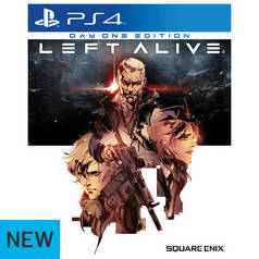 Left Alive: Day One Edition PS4 Game