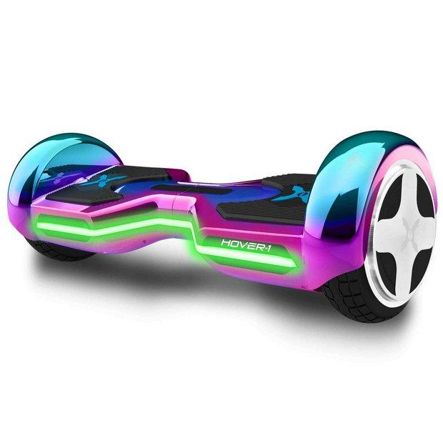 Buy Hover-1 Horizon 8 Inch Wheel Iridescent Hoverboard | Hoverboards | Argos