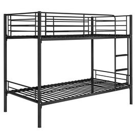 Argos Home Mason Black Metal Bunk Bed Frame