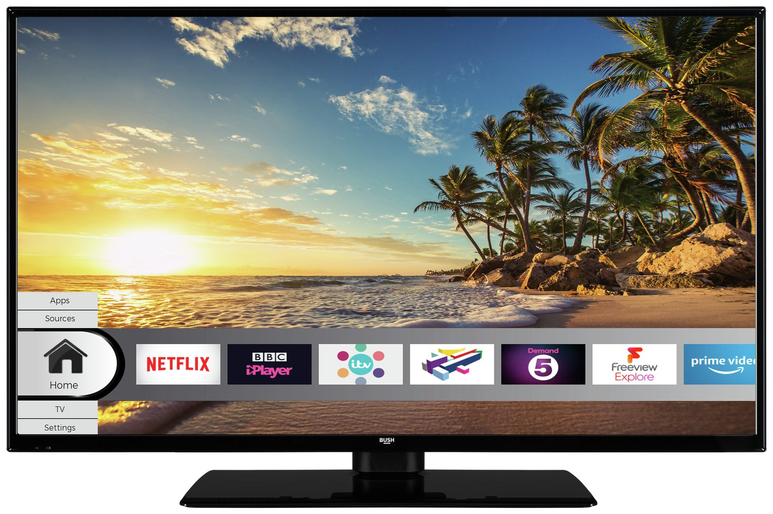 Bush 40 Inch Smart Full HD TV Results for inch tv