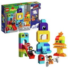 LEGO Duplo LEGO Movie 2 Emmet and Lucy Playset - 10895