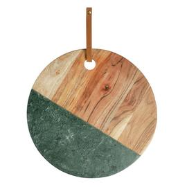 Habitat Another Eden Wooden Circular Board