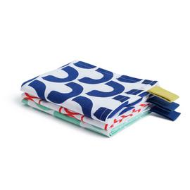 Habitat Mix it up Pack of 3 Tea Towels