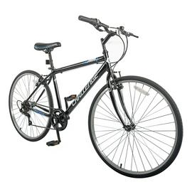 Challenge Dune 29inch Wheel Size Hybrid Mens Bike- Black