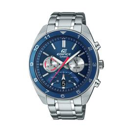 Casio Edifice Men's Chronograph Silver Bracelet Watch