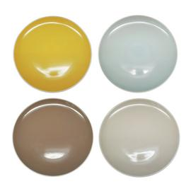 Habitat Rex Set of 4 Dinner Plates