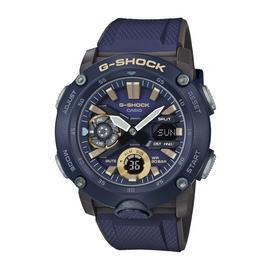 Casio G Shock Men's Navy Blue Resin Strap Watch