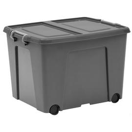 Strata 75 Litre Wheeled Recycled Storage Box with Lid