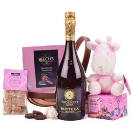 Hampers Of Distinction Baby Girl Hamper