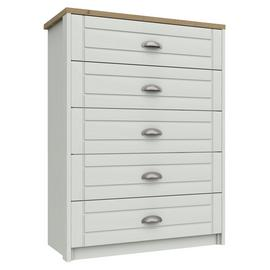 Kielder 5 Drawer Chest