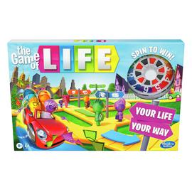 The Game of Life from Hasbro Gaming - Refresh