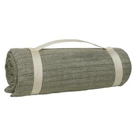 Argos Home Curated Woven Picnic Blanket