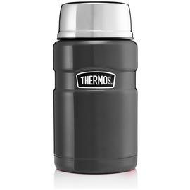 Thermos King 710ml Food Flask - Gunmetal