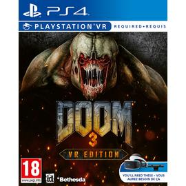 DOOM 3: VR Edition PS4 Game