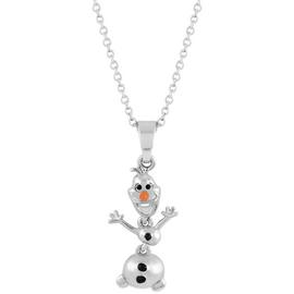 Disney Olaf Carded Pendant Necklace
