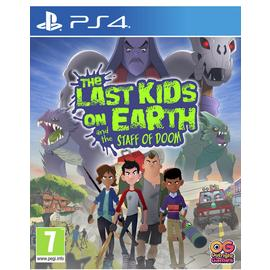 The Last Kids On Earth And The Staff Of Doom PS4 Pre-Order