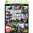 more details on GTA Episodes From Liberty City Xbox 360 Game.