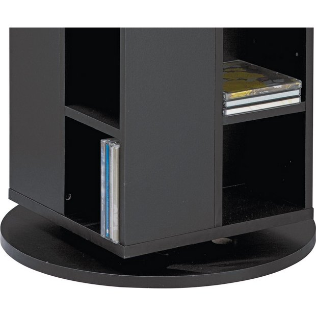 Buy Home Twister Dvd And Cd Media Storage Unit Black At Your Online Shop For Cd