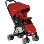 more details on Joie Mirus Poppy Red Pushchair.