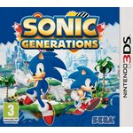 more details on Sonic Generations - 3DS Game.
