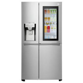LG GSX960NSVZ American Fridge Freezer - Stainless Steel
