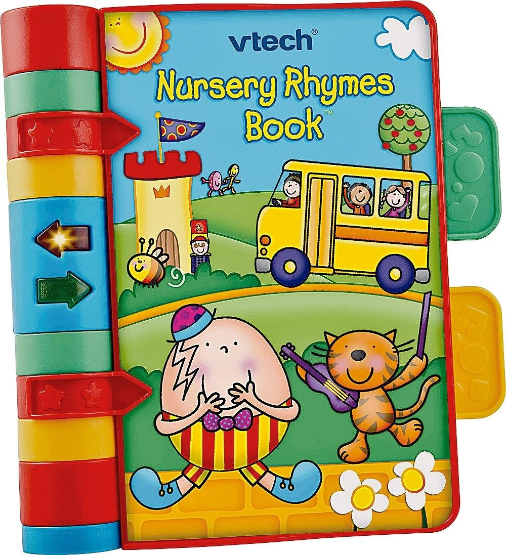 buy vtech nursery rhymes book | early learning toys | argos