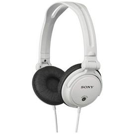 Sony MDRV150 DJ Headphones - White