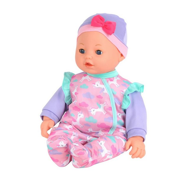 Buy Chad Valley Babies to Love Cuddly Ava Doll | Baby dolls | Argos