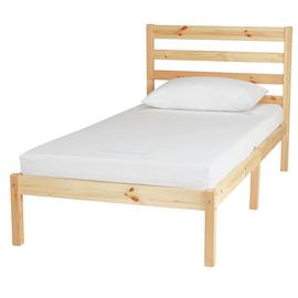 Argos Home Kaycie Pine Bed Frame & Kids Mattress