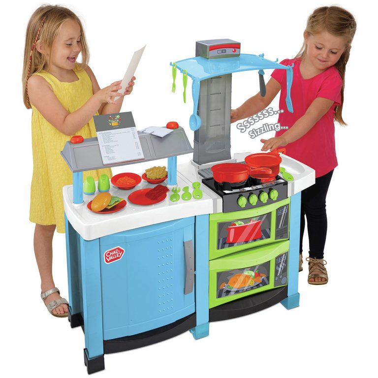 Kitchen Set Toys R Us: Buy Chad Valley Play Chef Toy Kitchen