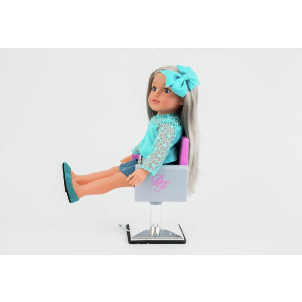 Buy Chad Valley Design A Friend Styling Salon Playset At