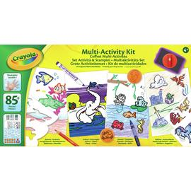 Crayola Deluxe Activity Kit