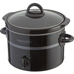 more details on Crock-Pot SCCPQK5052B-060 2.4L Slow Cooker - Black.