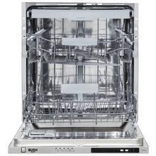 Bush DWINT15LC Full Size Full Integrated Dishwasher - Silver