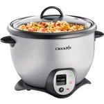 more details on Crock-Pot CKCPRC6040-060 2.2L Saute Rice Cooker - Silver.