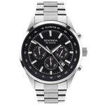 more details on Sekonda Men's Black Dial Chronograph Watch.