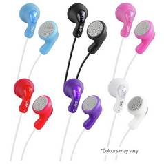 JVC Gumy In-Ear Headphones
