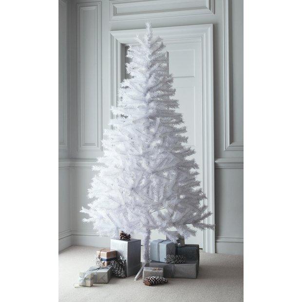 Buy White Lapland Christmas Tree - 6ft at Argos.co.uk ...