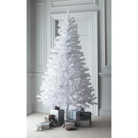 Argos Home 6ft Lapland Christmas Tree - White