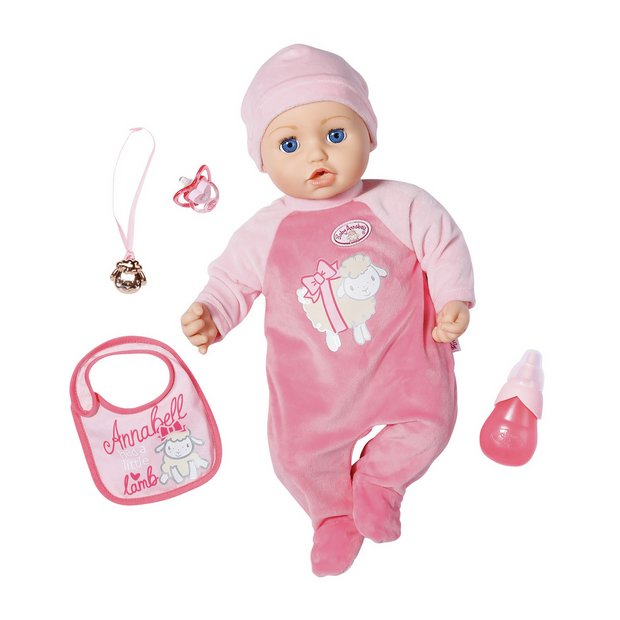 Buy Baby Annabell Doll | Dolls | Argos