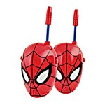 more details on Spider-Man Walkie Talkies.